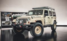 View Jeep Wrangler Africa Concept: Built to Safari Photos from Car and Driver. Find high-resolution car images in our photo-gallery archive.