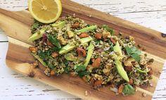 Mung Bean Avocado Salad - McKenzie's Foods