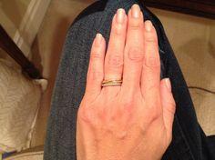xxs Cartier trinity ring