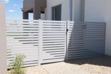 Argus Aluminium Fencing & Gate - Franklin