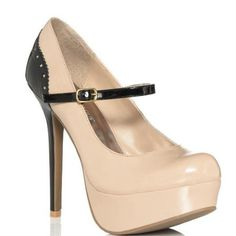 Pippa - Nude - Yvonne's #shoes