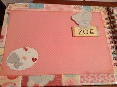 Para ZOE, primera página