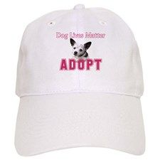 Dog Lives Matter Baseball Baseball Cap
