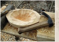 Wood carving resources and tools