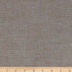 Eroica Cosmo Linen Blue Grey from @fabricdotcom  This woven medium/heavy weight linen (appearance only) fabric is perfect for window treatments (draperies, curtains, and valances), accent pillows, duvet covers, slipcovers and upholstery. This fabric has 50,000 Double Rubs.
