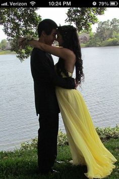Couple picture from prom (: