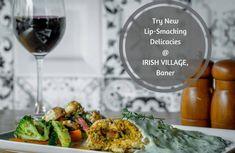 Try New Lip-smacking Delicacies at the Irish Village, Baner. Address: 1st Floor, Deron Heights, Above Ranka Jewellers, Baner, Pune Contact: 9075011144 #food #restaurants #bar #pub #nonveg #europeanfood #fastfood #irishfood #barbeque #grills #fingerfood #cocktails #IrishVillageBaner #cityshorpune