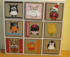 Classy Crafters: Owl Builder Punch. display