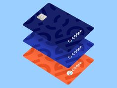 credit card illustration credit card poster credit card design Banking card design by Daniel Tkachenko on Dribbble My Credit Score, Best Credit Cards, Chase Credit, Bank Branding, Branding Design, Debit Card Design, Loyalty Card Design, Facebook Poster, Banners