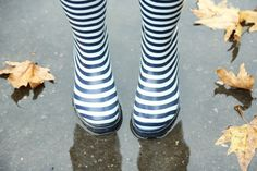 Women's Funky Rain Boots are perfect to beat those rainy day blues. Grab a colorful pair and head out the door....skipping!