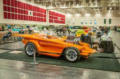 Spritz by Fritz's Roswell Rod at the 2014 Hot Rod Holiday Pt. 1
