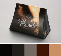 12ender - Color Palettes - Farbschema - Mmmh Packaging
