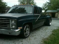 87 chev dually 454 | 1987 Chevrolet c30 dually $6,500 Possible trade - 100386301 | Custom ...