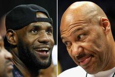 NBA: Lavar Ball cree que su hijo atraerá a LeBron a los Lakers