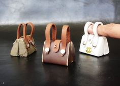 131e7e3a2724 DIY Miniature Realistic Bags  1 - Handmade Dollhouse