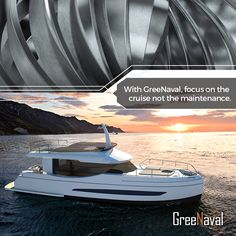 A well designed and constructed aluminum boat is virtually free from maintenance. It will not rot, decay, corrode or weaken greenaval.com contact us: info@greenaval.com ‪#‎yacht‬ ‪#‎boat‬