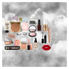 """Makeup"" by anisiabt on Polyvore featuring beauty, Lime Crime, Marc Jacobs, Urban Decay, Bobbi Brown Cosmetics, Benefit, Kester Black, Sephora Collection, Stila and Eos"