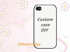 Custom caseiphone 4 caseiphone 4s caseiphone 5 by AlibabaDesign, $6.88