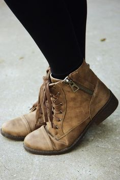 The Best Pair Boots: Taupe