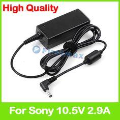 10.5V 2.9A 30W laptop AC power adapter VGP-AC10V4 for Sony charger VGN-P72K/W VGN-P730A/W VGN-P788K/W VGN-P798K/Q VGN-P799L/Q #Affiliate