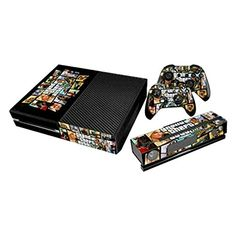 Mod Freakz Console and Controller Vinyl Skin Set  Cop and Robber Photos for Xbox One *** Click on the image for additional details.Note:It is affiliate link to Amazon.