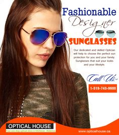 Best #Fashionable #DesignerSunglasses 👓 for Your Face Shape #2017  Shop Best Fashionable Designer Sunglasses for Your Face Shape 2017 at our full range of #RayBans, #Oakleys #Gucci, #Chanel, #Dior, #Prada, #Versace plus many more. Visit our store today: 1201 Fischer Hallman Rd, Unit 250, #Kitchener, #Ontario N2R 0H3, #Canada  Phone: 1-519-743-9600  #Sunglasses #Designer_Sunglasses #Kitchener #eyewear #BrandedSunglasses