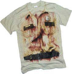 ZOMBIE HUNTER Halloween Funny Tee Walking Dead Easy Costume Crew Sweatshirt