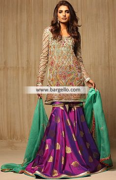 Beauteous Wedding Dress for Evening and Special Occasions Make your look extremely fabulous donning this bea