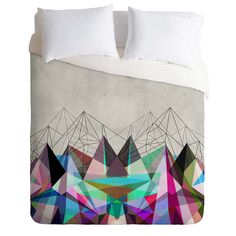 Mareike Boehmer Colorflash 3Y Duvet Cover   DENY Designs Home Accessories