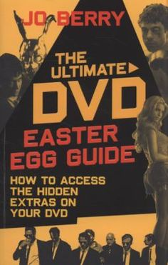 DVDs and their buried easter eggs -- Halle Berry emerging from the ocean in Die Another Day; Nicole Kidman in hysterics in Moulin Rouge; the alternative action sequence in Speed -- are even more thick on the ground than when the first volume of Jo Berry's look at outtakes, hidden extras, unscripted and ungarded moments first appeared in 2004.