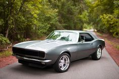 Awesome Two-Tone 1967 Chevrolet Camaro RS Restomod