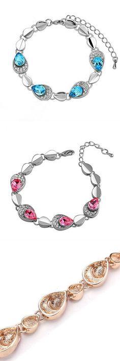 VIDA Charm Bracelet - Angel Tears by VIDA s3eqlbhf