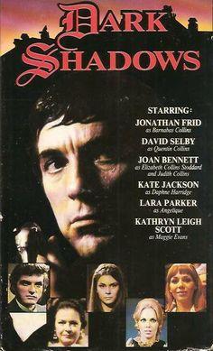 Dark Shadows 1966-1971 American Gothic Soap Opera Jonathan Frid, David Selby, Kate Jackson