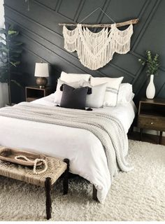 Large Macrame Wall Hanging, Sell On Etsy, Bohemian Decor, House Warming, Wall Decor, Rustic, Handmade, Furniture, Beautiful