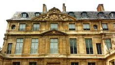 Paris Musee Picasso exterior