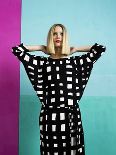 More dresses on my shopping list.  Rasti dress / Marimekko S/S 14
