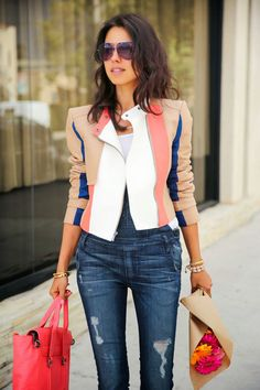 The best DENIM OVERALLS day - VivaLuxury