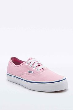 Vans Authentic Trainers in Pink