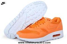 Orange Nike Air Max 87 2013 New Mens Shoes