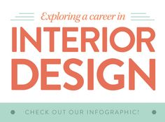Thinking About A Career In Interior Design Find Out How This Artistic Job Field Could