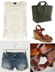 Ode to the Daytime Date + 3 Perfect Daytime Date Outfits to Consider Festival Shorts at American Eagle $25