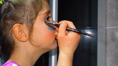 Влог Собралась замуж в 5 лет, хочет детей, не куклы, свадебный макияж МА...