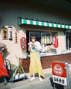 """moripuft: """"MORE photographed by Masumi Ishida model :佐藤栞里 """" Japanese Drama, Japanese Aesthetic, Portrait Photography, Nature Photography, Japanese Photography, Japan Girl, Japan Fashion, Young And Beautiful, Photoshoot Inspiration"""