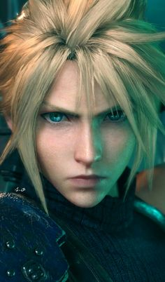 Final Fantasy Cloud, Final Fantasy Vii Remake, Cloud And Tifa, Cloud Strife, Avengers Quotes, Fantasy Setting, I Give Up, Best Games, Anime