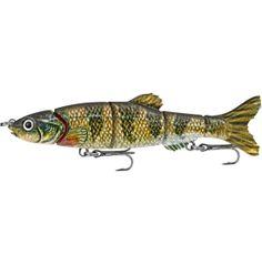Matzuo Doragon Minnow Swimbait - Dick's Sporting Goods Model: MTZ-6 Length: 6 in. Weight: 1 3/8 oz. Diving Depth: 3-5 ft. Sound: Silent $9.99