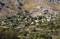Bodrum'da Saklı Bir Köy Eski Karakaya Köyü