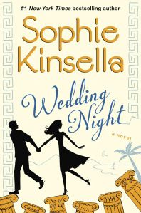 Sophie Kinsella returns with Wedding Night! (G!veaway – Canada)
