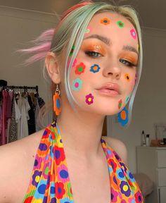 Eye Makeup, Makeup Art, Makeup Tips, Beauty Makeup, Hair Makeup, Prom Makeup, Aesthetic Indie, Aesthetic Makeup, Aesthetic Girl