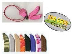Ear Gear hearing aid clips - Pretty neat!