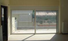 Κουφώματά αλουμινίου πόρτες και παράθυρα